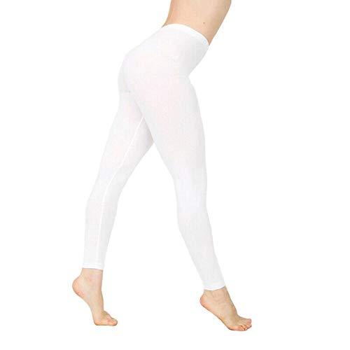 Boolavard Leggings cintura alta mujer - Pantalones