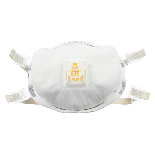 Visit the 3M Particulate Respirator 8233, N100 on Amazon.