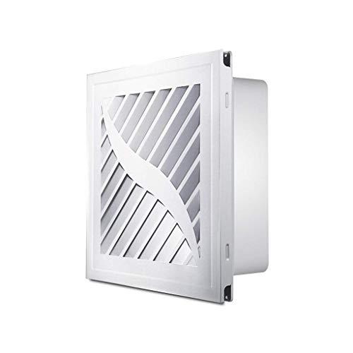 Extractor De Baño, Fan de extractor de baño, ventilador de extractor de cocina Techo integrado, inodoro potente/de baño/de cocina/para el hogar MUTE