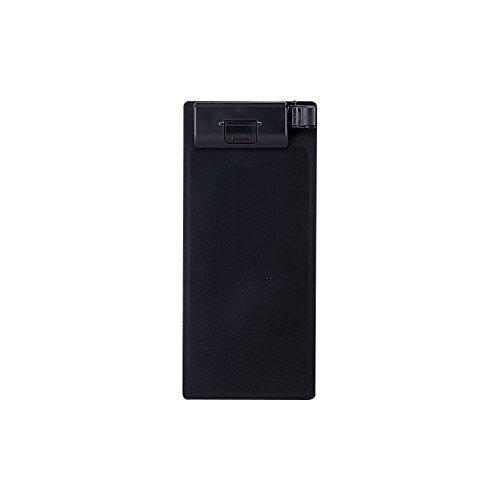 リヒトラブ クリップボード伝票サイズ(90) 黒 A-960U-24 00030774【まとめ買い10枚セット】