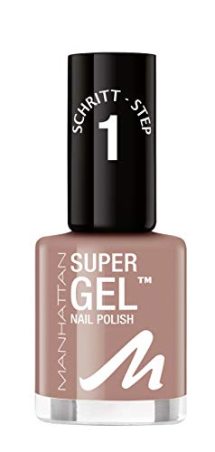 Manhattan Super Gel Nail Polish 27 Sweet Dreams, 12 ml