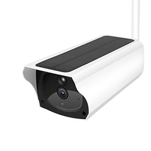 XYY Vigilancia Solar IP WiFi cámara PIR 1080P HD inalámbrico para Exteriores Panel Solar CCTV cámara de Seguridad a Prueba de Agua IP66 Dos vías de Audio
