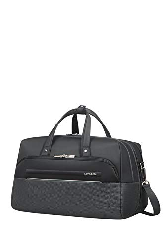 SAMSONITE B-Lite Icon - Duffle 45/18 Borsone, 45 cm, 36.5 liters, Nero (Black)