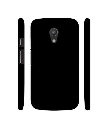 Casotec 3D Printed Hard Back Case Cover for Motorola Moto G 2nd Generation