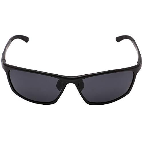Gafas de sol polarizadas para hombre con montura ultraligera, lentes de claridad HD, protección UV400 y sistema flexible antideslizante para correr, ciclismo o conducir, ROCS
