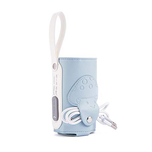 Bébé bouteille chauffe-manches chauffe-mains universel sacs portatifs d'allaitement isolant couverture USB charge constante température chauffage au lait café thé tasse boisson