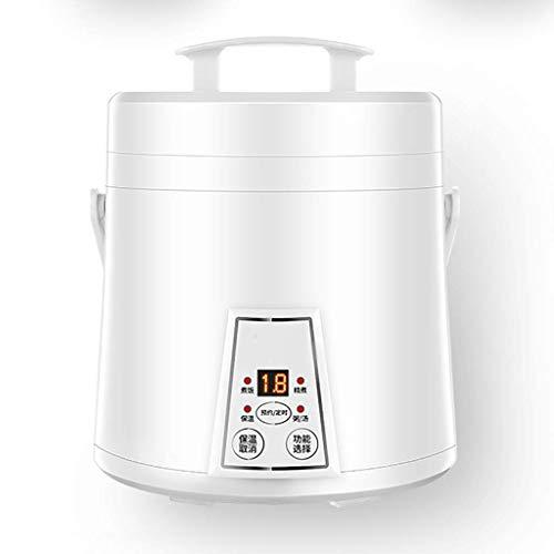 KSW_KKW Rice Cooker Accueil Isolation Intelligente Multi-Fonction de la qualité intérieure Pot cuillère à Vapeur et Une Tasse de Mesure Mini Dortoir Petit électroménager
