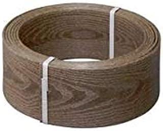 EASY-WAY - Kit de cortabordes flexible para delimitación de parterres, altura 9 cm, color marrón