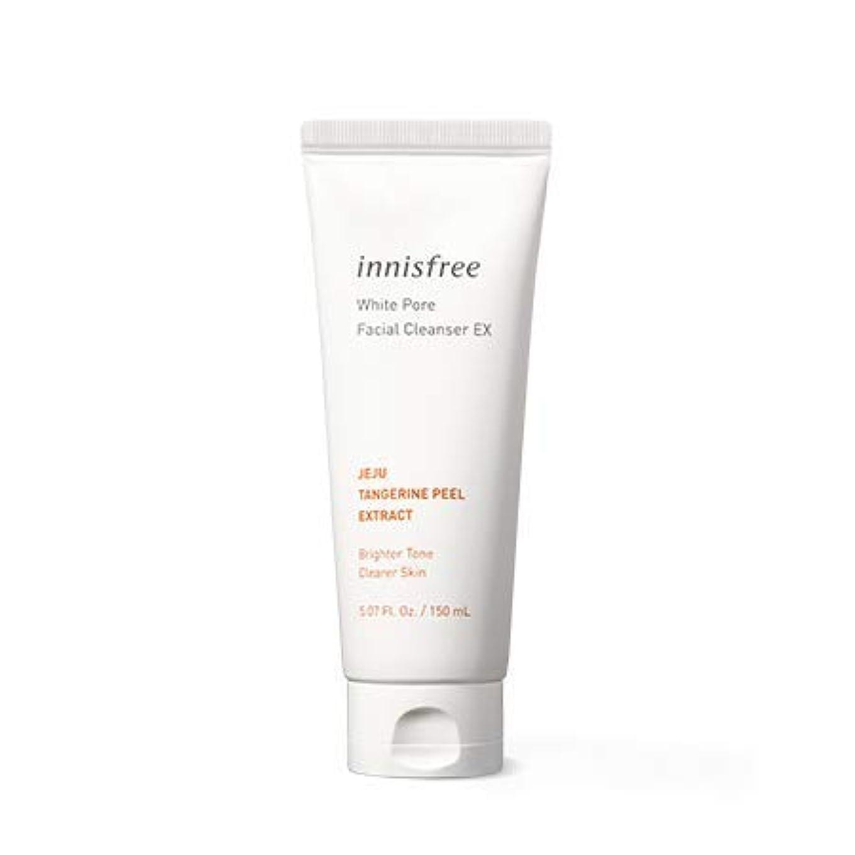 マインドフル達成する主流[イニスフリー.INNISFREE]ホワイトポアフェイシャルクレンザーEX150mL×2EA,(2019。新発売)White Pore Facial Cleanser Ex
