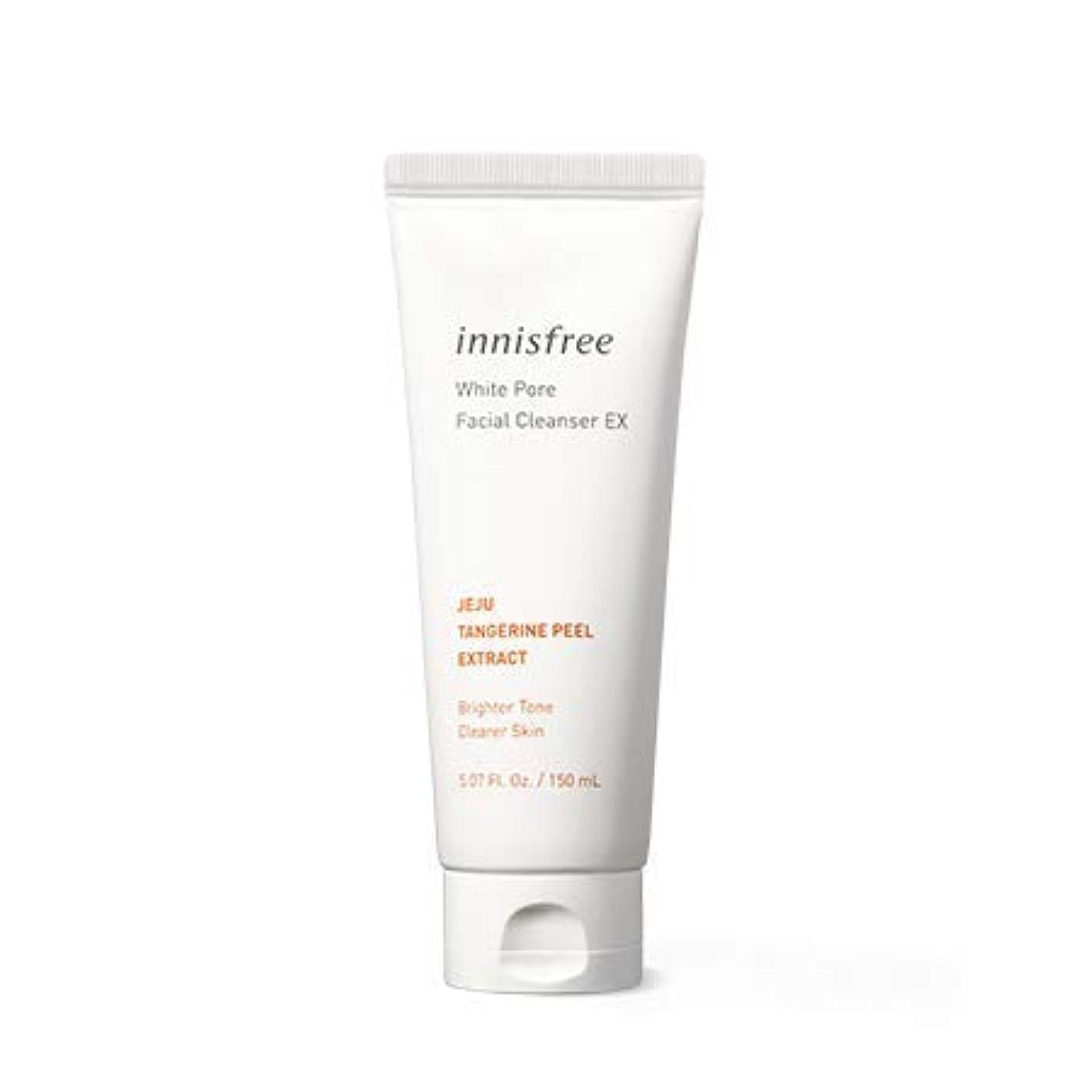 周囲感染する農村[イニスフリー.INNISFREE]ホワイトポアフェイシャルクレンザーEX150mL×2EA,(2019。新発売)White Pore Facial Cleanser Ex