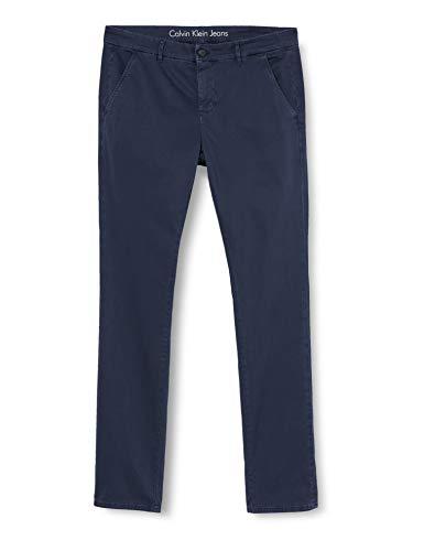buenos comparativa Calvin Klein Hayden Chino-Muct G-tt – Pantalones deportivos para hombre, azul (Mood Indigo 487),… y opiniones de 2021