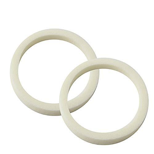 Anillo de espuma de 30/32/34/35/36/38/40 mm, accesorios para bicicleta de montaña, aceite de espuma absorbente, sello de absorción de golpes, anillo de sellado de choque (34 mm)