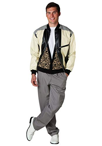 Ferris Bueller's Day Off Movie Costume for Men available with ot without a wig