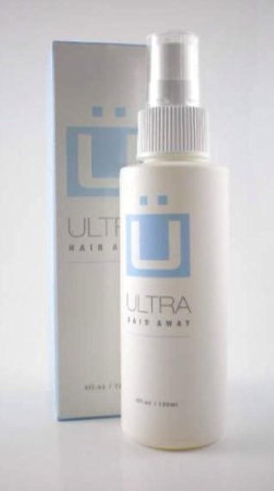 高速道路メロドラマ熟したUltra Hair Away Removal Solution Shave No More [並行輸入品]