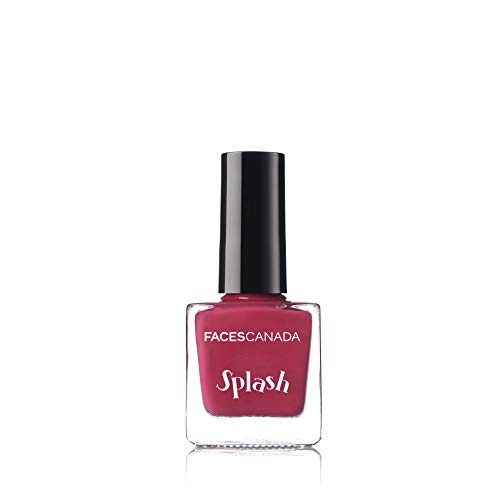 Faces Splash Nail Enamel, Cherry Blast 50, 8 ml