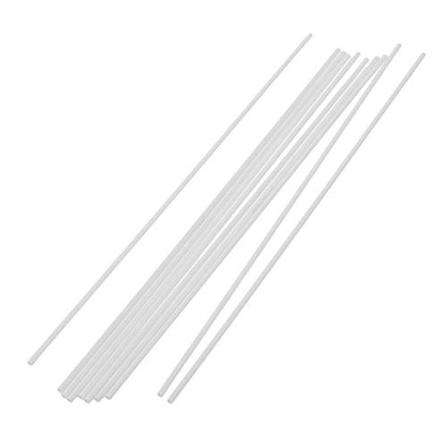 20 Pack 8mm Balsaholz Rundmaterial Rundstangen Rundstange Rundstab für