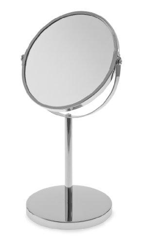 Blue Canyon Free Standing Pedestal Shaving/ Make Up Mirror