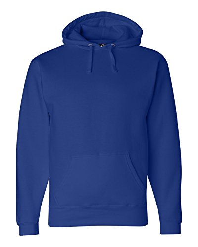 J. America - Sweat-shirt - Homme - bleu - Small