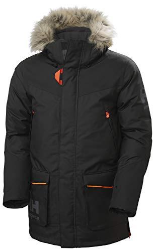 Helly Hansen Workwear Unisex-Adult x Herren-Mäntel, Black, XL - Chest 45.7