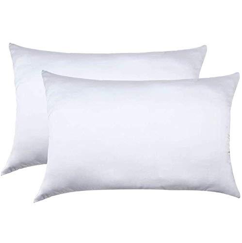 Jocoku 100% Mulberry Silk Pillowcases Set of 2 for Hair