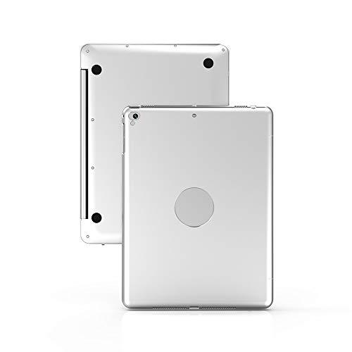 Docooler F19B Smart Keyboard Case Flip Keyboard Cover Wireless BT Keyboard Case for iPad Air 1 2 5 6 Pro 9.7