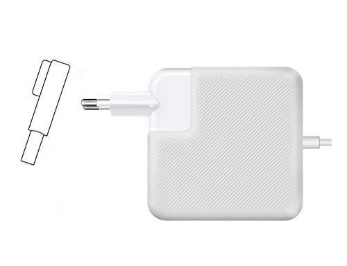 Chargeur Mac Book Pro 60W,Chargeur connecteur d'alimentation L-Tip Compatible avec Mac Book Pro 13 Pouces(2009 2010 2011 2012Mid)