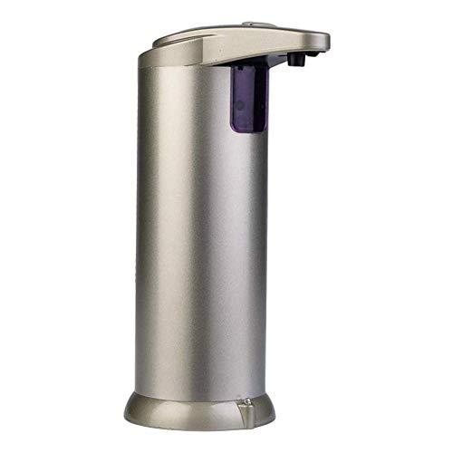 YM963 Automático dispensador de jabón dispensador de jabón sin Contacto con el Plato Impermeable infrarroja del Sensor de Movimiento Base de Acero Inoxidable líquido Libre de la Mano Auto dispensador