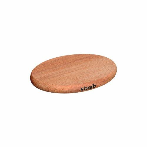 Staub 40509-375-0 Dessous de Plat Aimante 29 X 20 cm