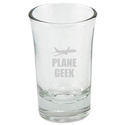Vliegtuigen Spotter Gift Plane Spotting Shot Glas Luchtvaart Enthousiaste Present Plane Geek Vliegtuig Liefhebbers