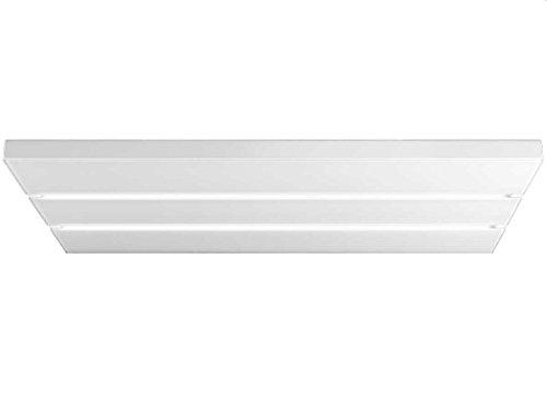 Smeg kscf120b integriertem Deckenmontage weiß 845M³/h Dunstabzugshaube–Hauben (845M³/h, Rückgewinnung, 58dB, 38dB, 58dB, integriertem Deckenmontage)