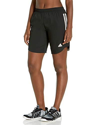 adidas womens Condivo 20 Shorts Black/White Large