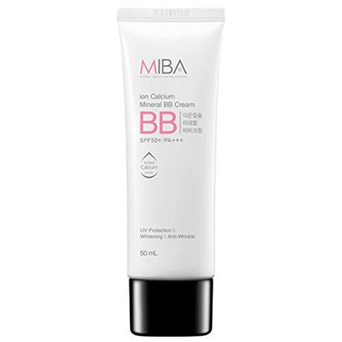 Mineral Bio Ion Calcium Mineral BB Creme LSF 50 + / PA +++ 50ml UV-Schutz & Whitening & Anti-Falten