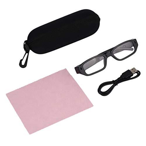 Heaviesk Brille Kamera Mini Trag...