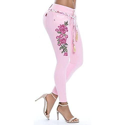 Herbst- und Winterhosen Damen Sporthose mit hoher Taille, die Sporthosen abnimmt, Yogahosen