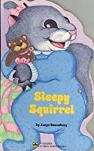 By Golden Books Sleepy Squirrel (Golden Sturdy Books) [Board book]