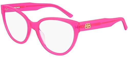 Occhiali da vista Balenciaga BB0064O Pink 54/18/140 donna