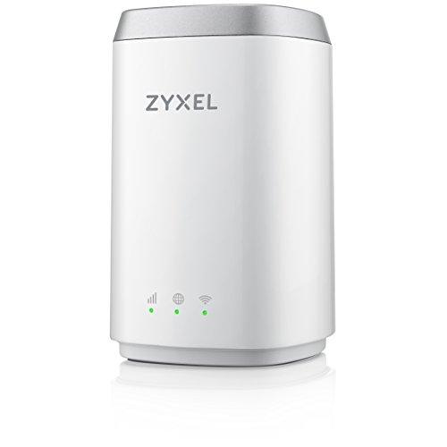 Zyxel AC1200 4G +3G/2G LTE Home Indoor WLAN Router mit SIM slot [LTE4506-v2]