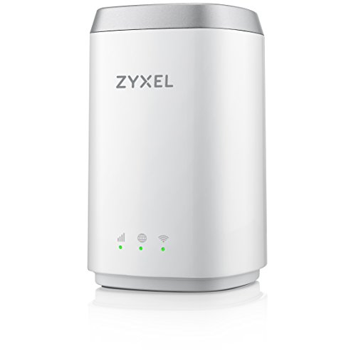 Zyxel LTE4506-M606-EU01V1F AC1200 4G LTE SIM Slot Unlocked Wi-Fi Dual Band...