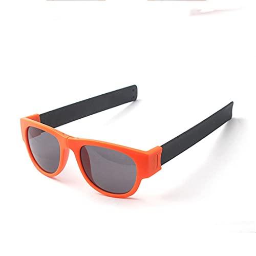 GAOTIAN Gafas de Sol Pulsera Pop Mirror Ciclismo Mujer Muñeca Europa y América Gafas de Sol Plegables Gafas de Sol Gafas polarizadas Hombres
