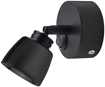 Luxvista RV Reading LED Lamp 12 Volt LED Lights Interior Rotatable Wall Sconce Reading Spotlight product image