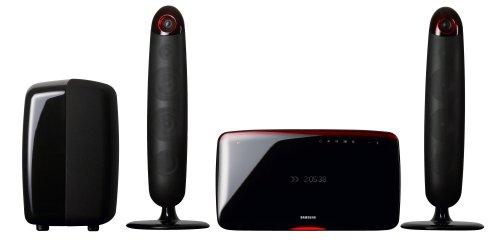 Samsung HT X 710 T 2.1 Heimkino-System (HDMI, 1080p, 400 Watt)