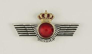 Albainox 9579 badge, uniseks, volwassenen, eenheidsmaat