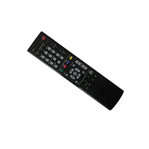 Easy Replacement Remote Control Suitable for DENON AVR-X500 AVR-X2000 AV A/V Receiver System -  EREMOTE, E-REMOTE-DEN-AV010