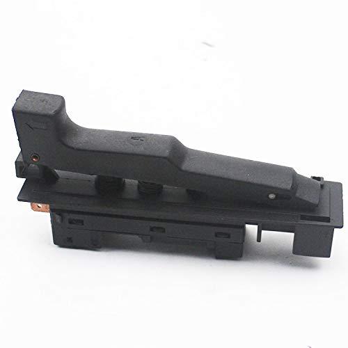 MQEIANG AC 220V   240V reemplazo Interruptor de gatillo for Bosch GWS 20-180 GWS20-180 GWS 20-230 GWS20-230 Grandes amoladoras angulares Grandes de Piezas de Repuesto