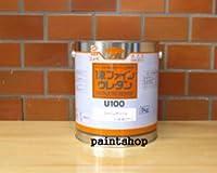 日本ペイント 1液ファインウレタンU-100 淡彩色の調色 3kg ND-281