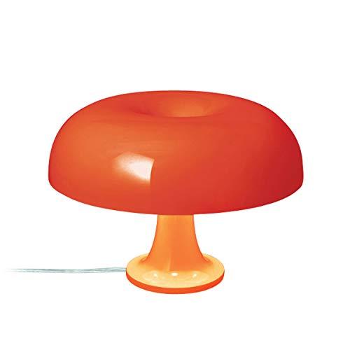 Artemide Nessino Leuchte, Ø32 H 22,3cm, orange