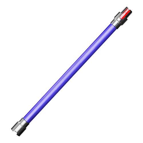 MOPEI tubo di prolunga per aspirapolvere Dyson V7 V8 V10 V11, 73 CM (viola)