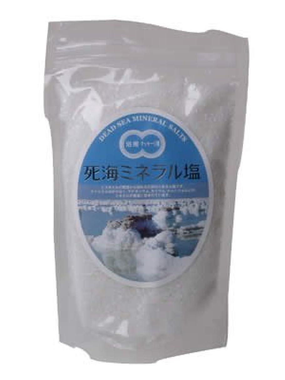 ソート爵美しい死海ミネラル塩 500g