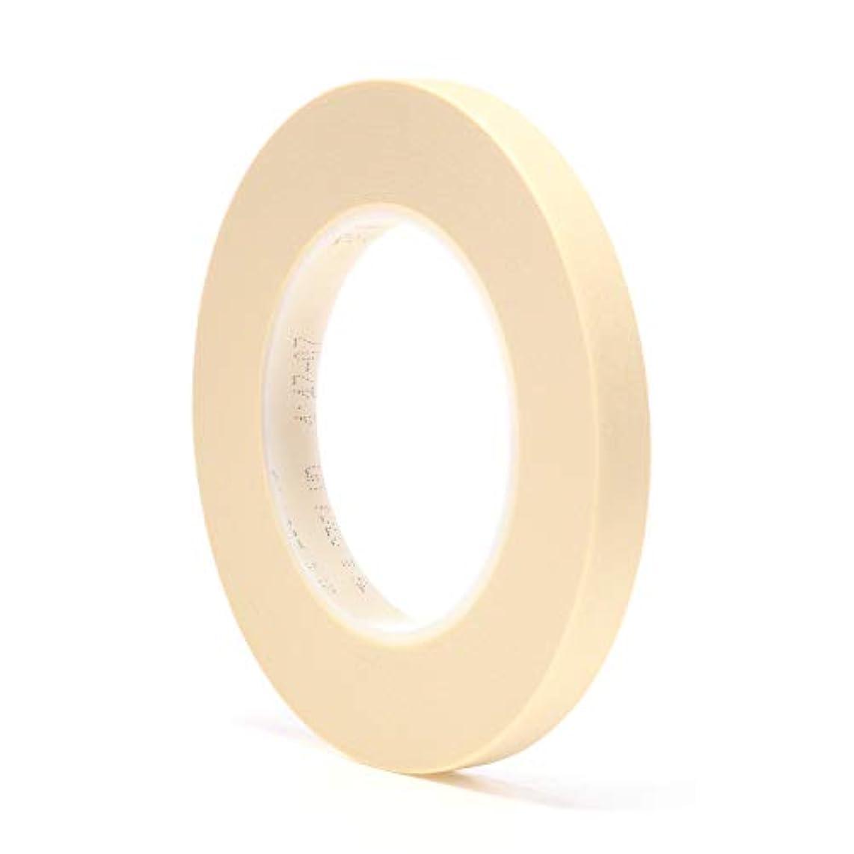 3M 44577-case Performance Masking Tape 2364, 12 mm x 55 m 6.5 mil, 18 per Box 4 Boxes per case Bulk, Tan (Pack of 72)