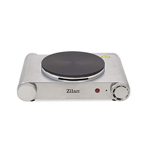 Zilan - Placa de cocción eléctrica (1500 W)